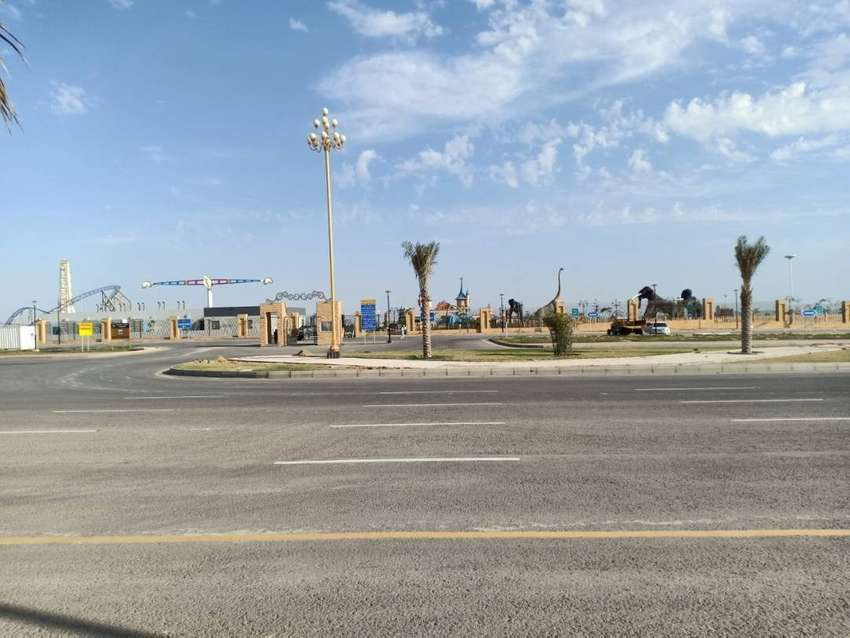 IEP Engineers Town – 10 Marla Residential Plot For SALE