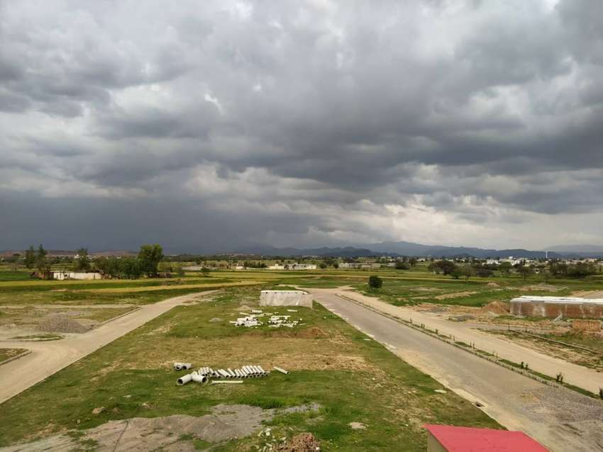 10 Marla Residential Plot For SALE – IEP Town Lahore