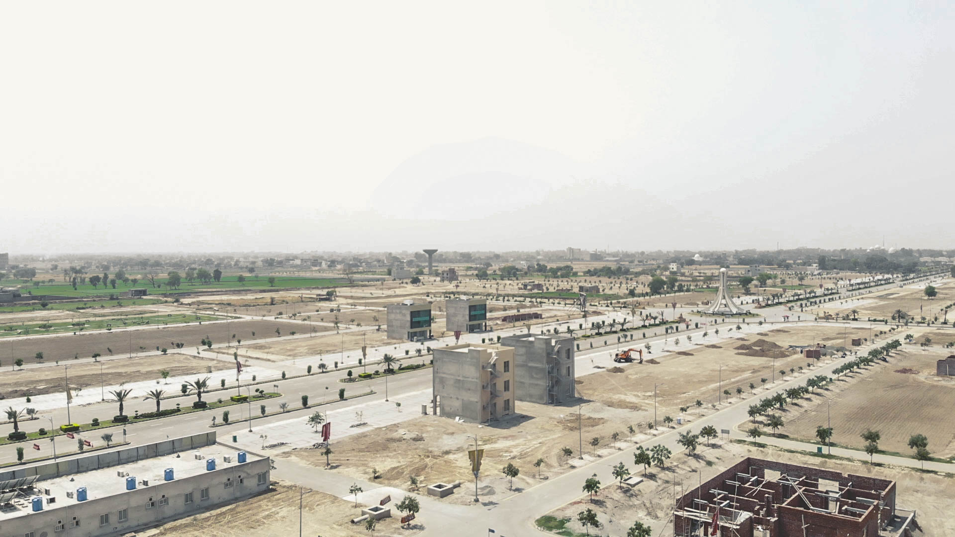 1 Kanal Residential Plot For Sale – IEP Town Lahore